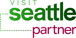 Visit Seattle logo